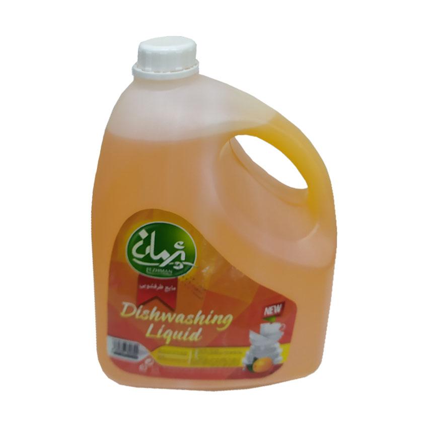 مایع ظرفشویی 4 لیتری