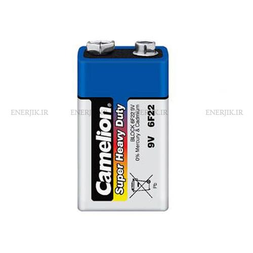 باتری معمولی 9ولت کتابی شیرینگ کملیون