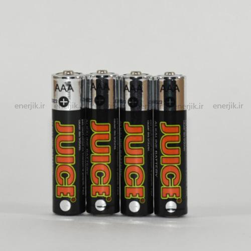 باتری آلکالاین نیم قلم 4 تایی جویس