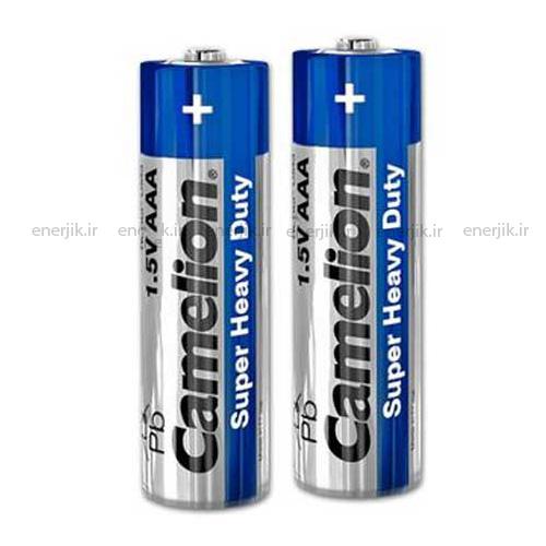 باتری معمولی نیم قلمی شیرینگ2تایی کملیون