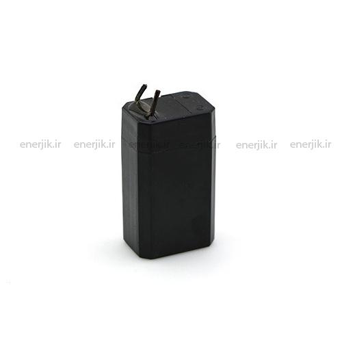 باتری شارژِی لید اسید 4ولت 500 میلی آمپر