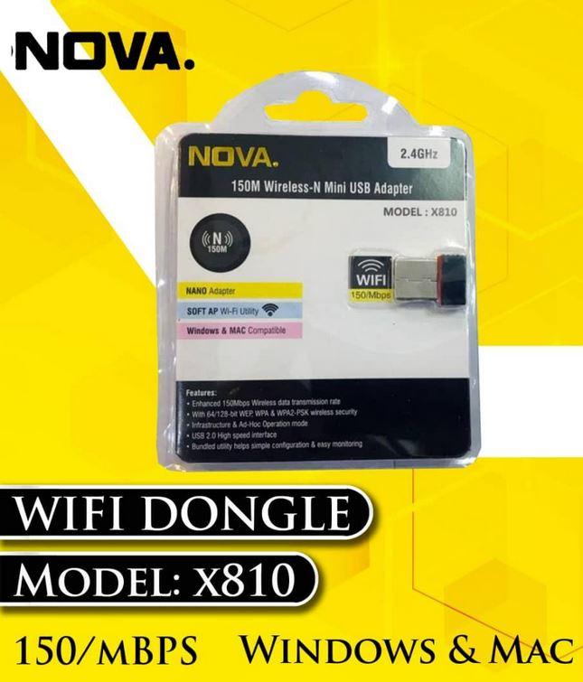 کارت شبکه بدون آنتن NOVA 810