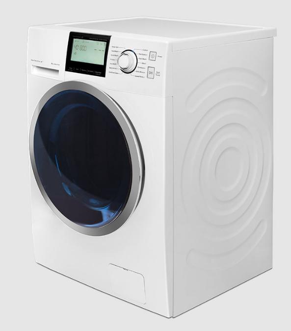 ماشین لباسشویی دوو مدل، یانگ 8 کیلویی سفید DWK-Young86C