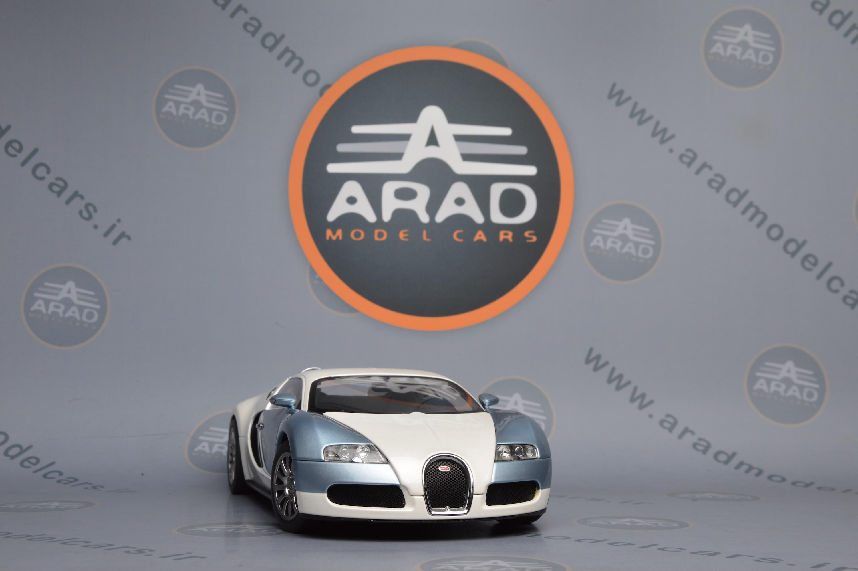 Bugatti Veyron Production car