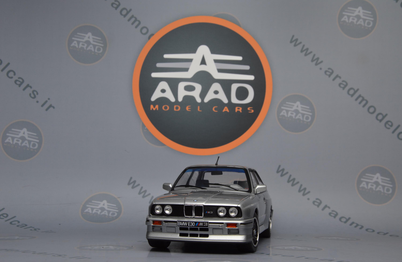 BMW M3 E30 Gray