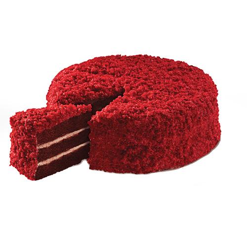 کیک رد ولوت<