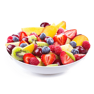 سالاد میوه<