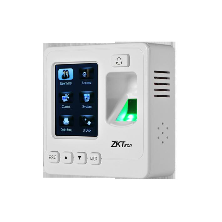 دستگاه اکسس کنترل تردد تشخیص چهره و اثر انگشت 4