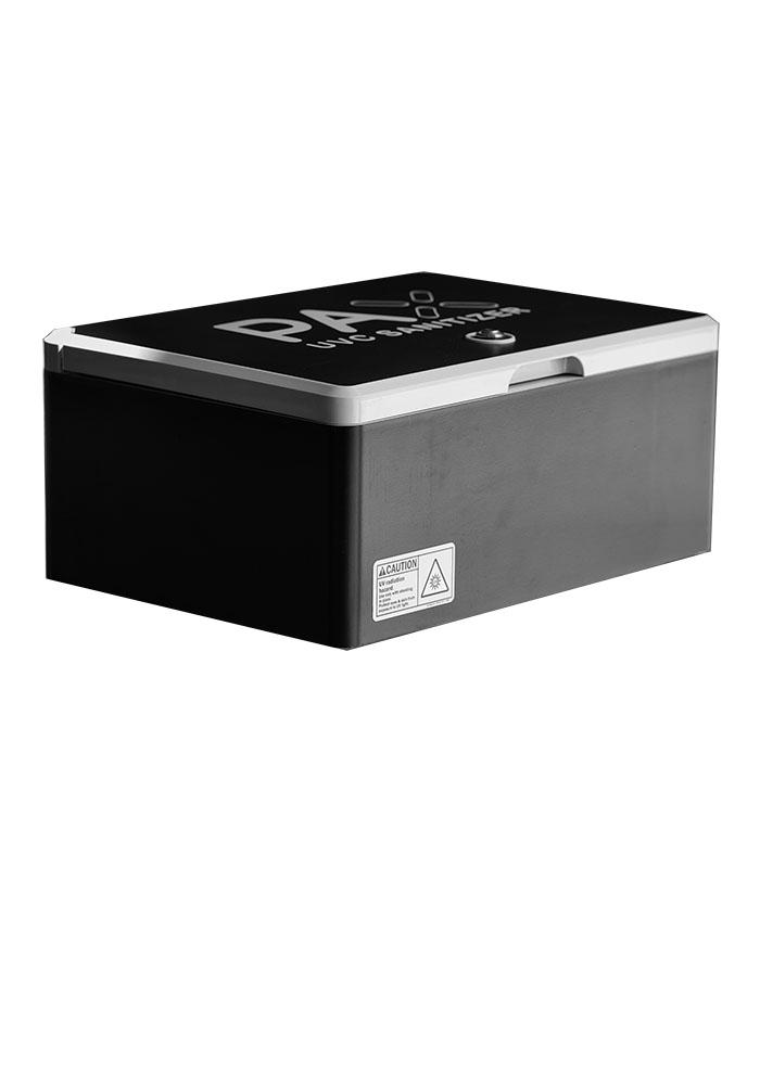 پاکس مدل جعبه ضدعفونیکننده