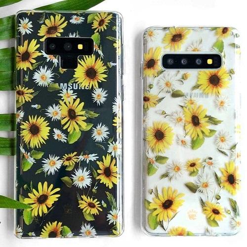 قاب گلهای آفتابگردان سامسونگ