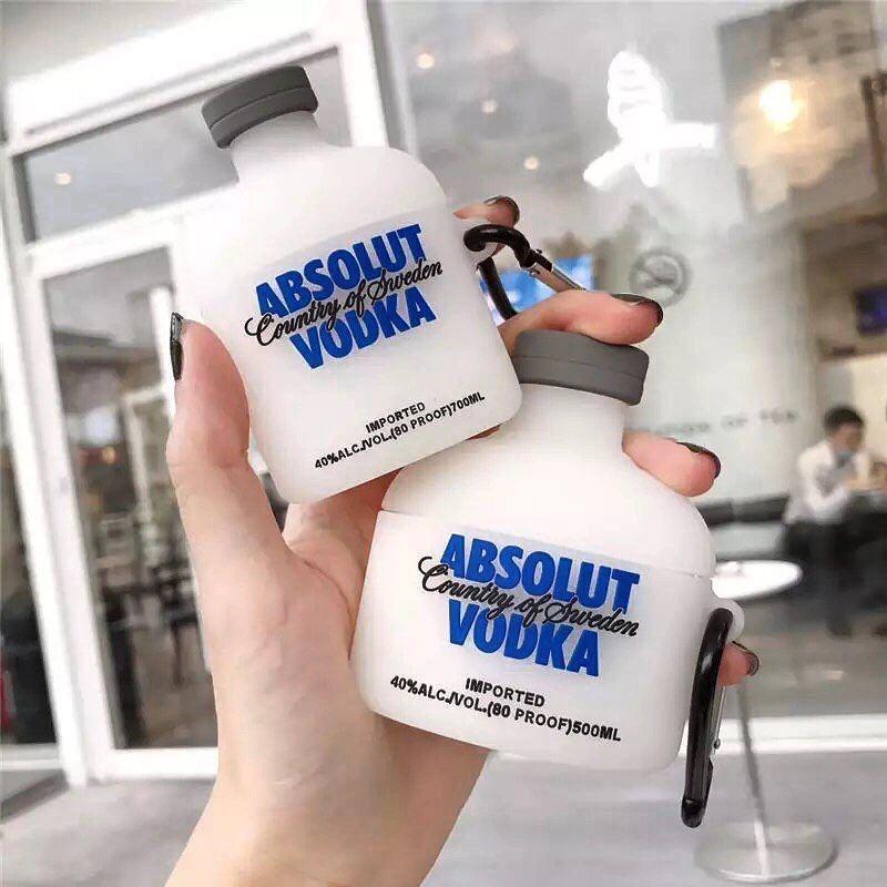 کاور ایرپاد پرو Absolut Vodka