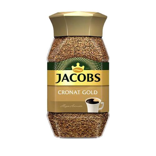 قهوه فوری Jacobs Cronat Gold