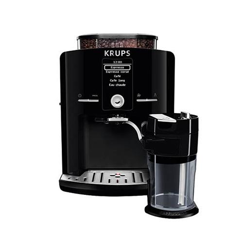 دستگاه قهوه ساز سوپراتوماتیک کروپس مدل Lattespress EA8200