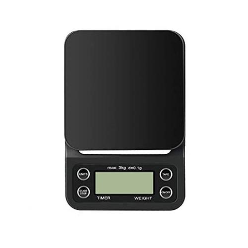 ترازوی دیجیتال دریپ کافی 0٫1 گرم - 3 کیلوگرم