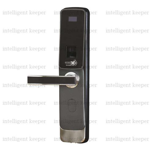 قفل آپارتمانی مدرن چپ خاکستری IK 3190