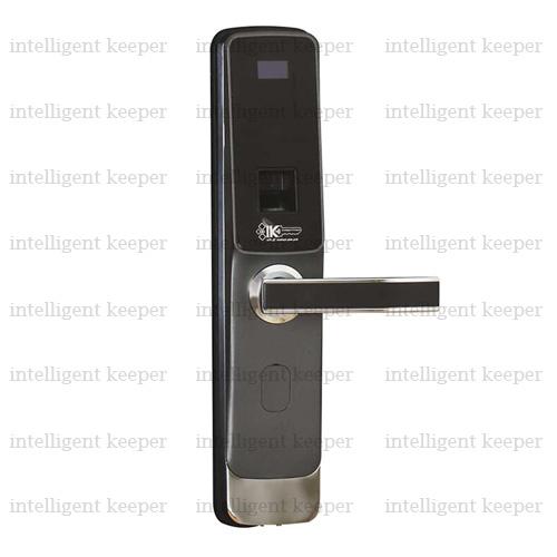 قفل آپارتمانی مدرن راست خاکستری IK 3190