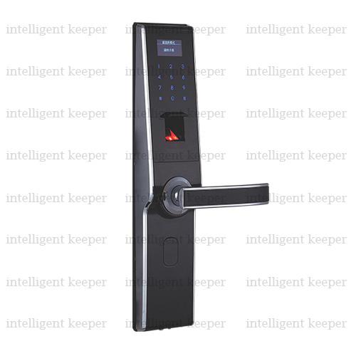 قفل آپارتمانی مدرن راست مشکی IK 3180