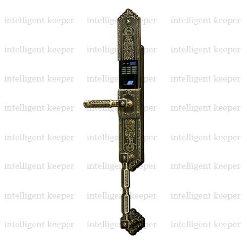 قفل آپارتمانی کلاسیک چپ زیتونی IK 5100
