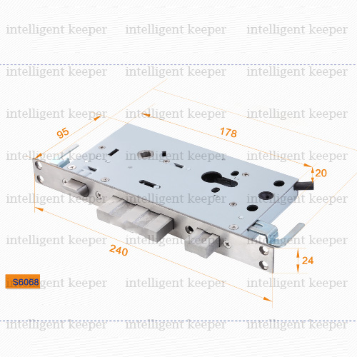 قفل مولتی IK S6068