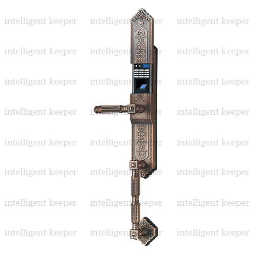 قفل آپارتمانی کلاسیک چپ مسی IK 5100