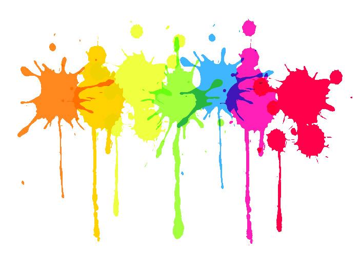 انواع لکه رنگ و نحوه پاک کردن آنها