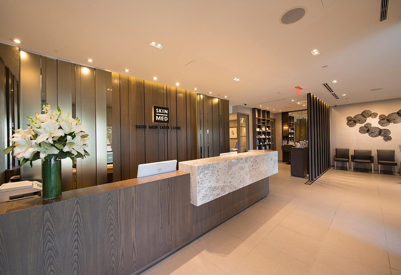ایده های کلیدی برای طراحی داخلی مطب