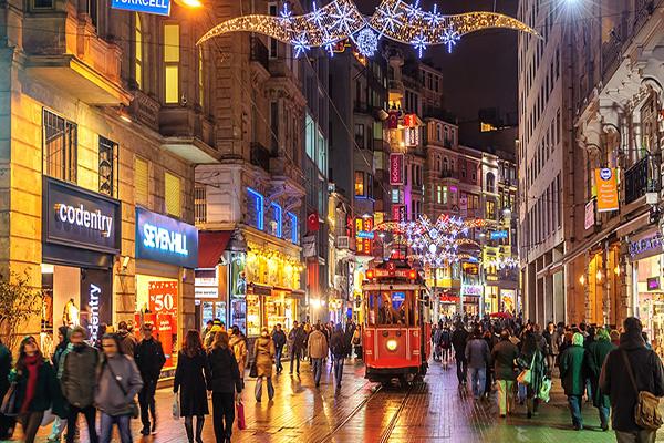 برترین خیابان های خرید در استانبول