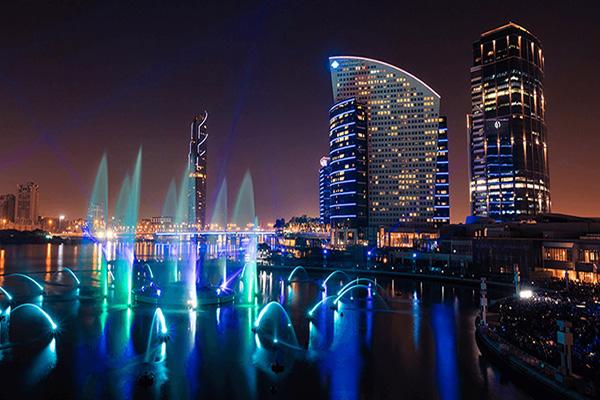 مرکز خرید دبی فستیوال سیتی مال