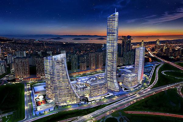پروژه متروپل استانبول