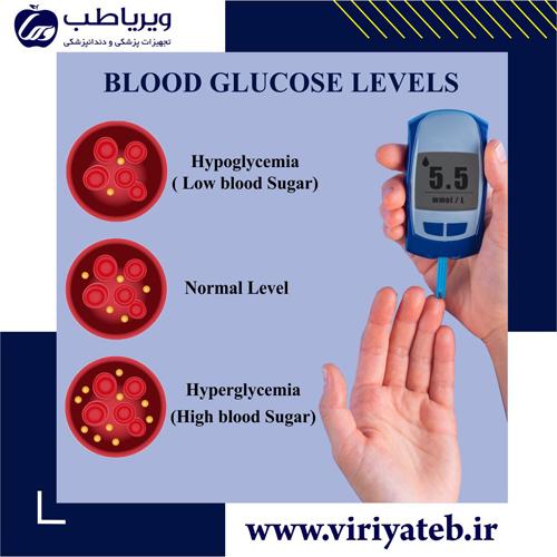 جلوگیری از بالا و پایین آمدن قند خون