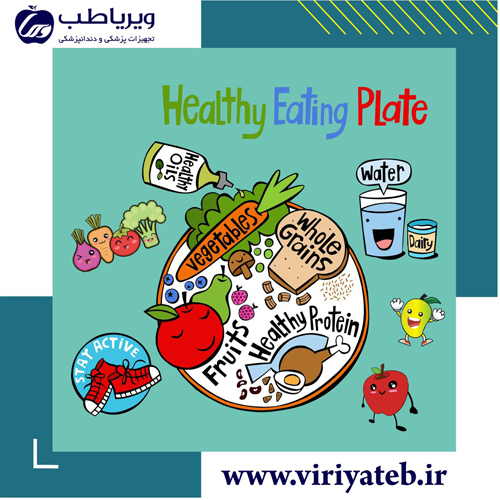 8 توصیه برای داشتن یک تغذیه سالم