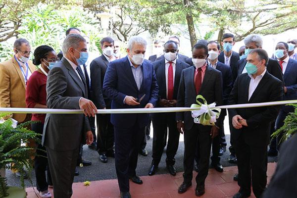 افتتاحیه خانه تکنولوژی و نوآوری ایران در کشور کنیا