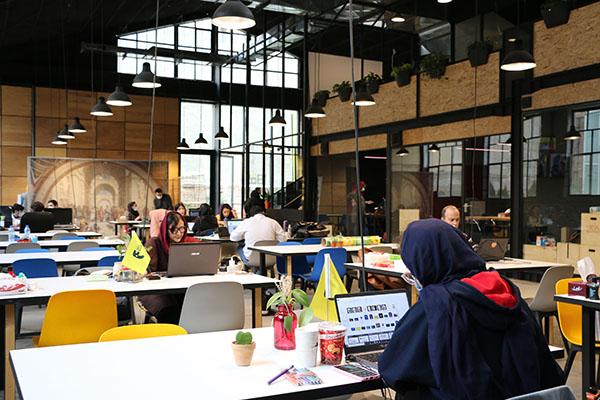 آیا مردم در فضاهای کار اشتراکی پیشرفت بیشتری دارند؟