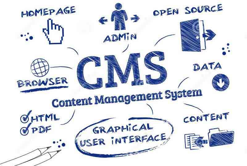 تفاوت پنل های مدیریت محتوا وب سایت (cms)