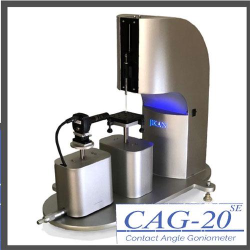 دستگاه اندازه گیری زاویه تماس CAG-20