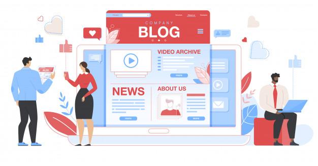 7 قدم برای بازاریابی و رشد وبلاگ سایت