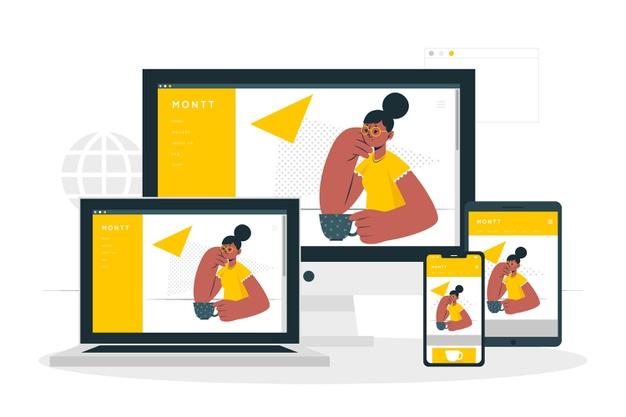 طراحی سایت ریسپانسیو چیست و چه اهمیتی دارد؟