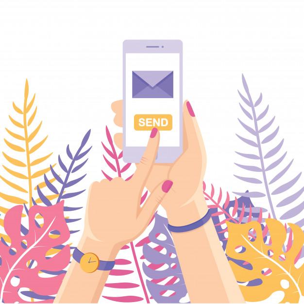 متن بازاریابی پیامکی
