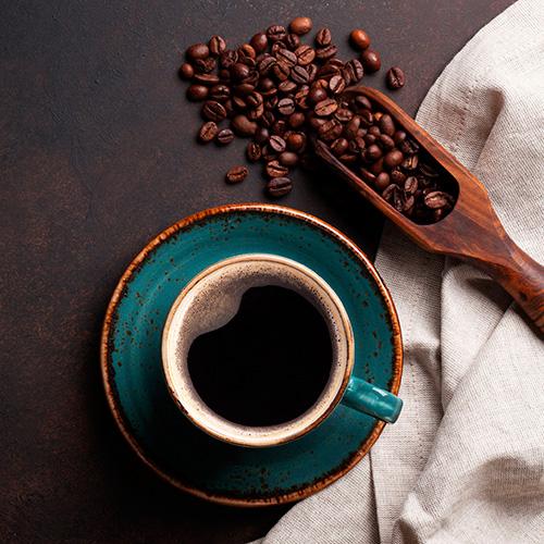 دانه های با کیفیت قهوه